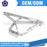 Peças de alumínio de trituração fazendo à máquina do CNC das peças do CNC para o espaço aéreo