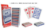 No 988 карточки казина бумажные играя/стандартные карточки покера