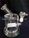 Tubulações de vidro de fumo da tubulação de água com preço de fábrica