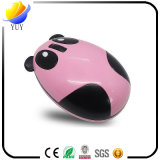 Deux-couleurs Creative Panda Rechargeable USB Wireless Mouse