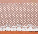 Recorte del cordón del guipur/cordón del acoplamiento de /Bridal Tulle de la tela del cordón del bordado