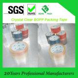 カートンBOPPの付着力のパッキングロゴによって印刷されるテープ