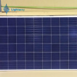 Funcionamiento del panel solar del trabajo 310W buen