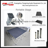 Portale Folding Stage Type Stage mobile
