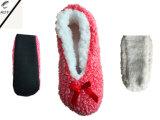 ثلاثة لون جسيم مغزولة أحذية داخليّة ([ر-سل1609])