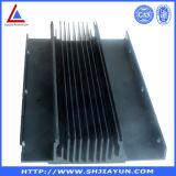 Tailles normales et faites sur commande du radiateur 6063 T5 en aluminium par le fournisseur chinois