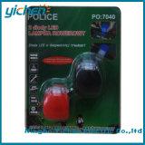 Indicatore luminoso eccellente impermeabile della bicicletta LED del silicone
