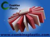Scheda di plastica favorita della gomma piuma del PVC dello strato del commerciante dei materiali da costruzione