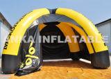 Barraca de anúncio inflável feito-à-medida da aranha