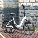 Bicicleta elétrica da mini dobradura com o motor 36V