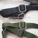 Chicote de fios & trela militares de alta qualidade do cão do poliéster do estilo da cor contínua da Quente-Venda