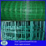 ビニールによって塗られる溶接された鉄条網