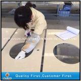 Проектированные твердые поверхностные искусственние слябы камня кварца для плиток/Countertops/Worktops