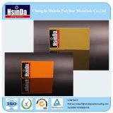 Schwarze gelb-orangee Epoxidknicken-rauer Ende-Effekt-Spray-Puder-Lack