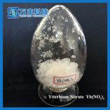 Tierra rara Yb (NO3) nitrato del iterbio 3 99.9%