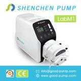 Labm1マイクロメートルの速度可変的な蠕動性ポンプ