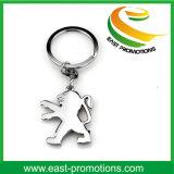 Porte-clés en métal personnalisé avec logo de marque