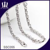 新しいデザインカスタム宝石類のステンレス鋼のチェーンブレスレット