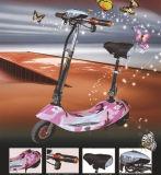 250Wブラシレス24V/12ahのFoldableスクーター