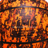 低価格の多彩なPUによって空気を抜かれる決め付けられたバスケットボール