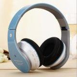 Écouteurs stéréo d'Au-dessus-Oreille sans fil de Bluetooth sans fil/écouteurs de câble avec le microphone