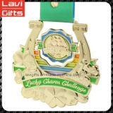 Medalla de encargo del metal de la concesión de Composable