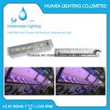 Lumière sous-marine 316ss 18W IP68 LED, lumière de parc