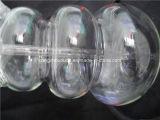 De nieuwe Waterpijp van het Glas van de Stijl hoogst Transparante