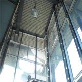 Salón de muestras prefabricado de pasillo de exposición de la estructura del metal
