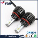Farol de venda 9004 9007 do diodo emissor de luz do carro da qualidade superior o melhor 3000lm 6000lm 30W 60W