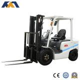 Caminhão de Forklift Diesel com Isuzu, Mitsubishi do certificado 3ton do Ce, motor de Nissan