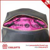 Saco cosmético do plutônio das senhoras por atacado da fábrica com logotipo feito sob encomenda