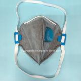 Ffp2 Ffp1 vouwde het Actieve Masker van Securiy van de Koolstof met Klep