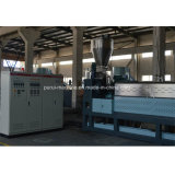 Forty-five Screw Pelletizing Granulating extrusion machine plastic recycling Line