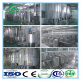 Автоматическая безгнилостная производственная линия молока Uht