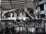 Het Vullen van de Fles Beer/CSD van het glas Machine