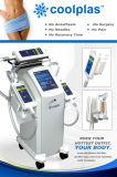 Gordura profissional que congela-se Slimming a máquina com os 3 punhos de Cryolipolysis, máquina vertical de 3D Lipo Cryolipolysis de Cryolipolysis