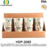 귀여운 디자인 BPA는 해방한다 플라스틱 대나무 섬유 컵 (HDP-2068)를