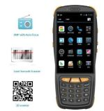 Android 5.1 Handheld 1d 2D Qr Code Barcode Scanner Reader Mobile Phone