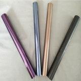 Papel de aluminio para el papel/plástico/de madera/cuero/materia textil