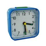 ライトが付いている無声移動表の目覚し時計