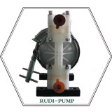 Rd10 압축 공기를 넣은 격막 펌프 (PP)