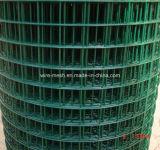 PVCによって塗られる溶接された金網の溶接された正方形の金網