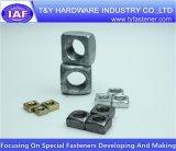 Stahlvierkantmutter DIN557 HDG
