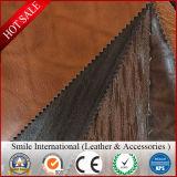 Кожа PVC кожи искусственной кожи синтетическая для ботинок для софы для мешков