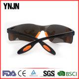De Zonnebril van de Bedrijfsveiligheid van de Bescherming van de Ogen van Ynjn