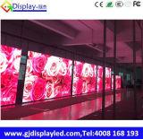 Il colore completo la visualizzazione di LED esterna di alluminio dell'affitto del Governo P4.81 della pressofusione