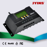 Controlador de carga solar 12V / 24V / 48V 20A / 30A PWM automática