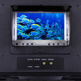 Monitor 7b der Unterwasser360 Grad-Umdrehungs-Kamera-7 ''