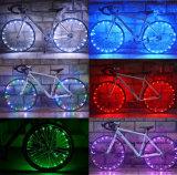 [دي&160]; درّاجة خفيفة قابل للبرمجة درّاجة مكبح درّاجة عجلة [لد] خفيفة مزدوجة [سد سكرين] [ديسبلي يمج] لأنّ ليلة ينهي